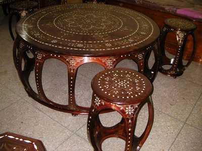 Bienvenue - Table basse salon marocain ...